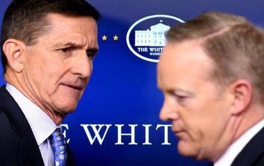 Did Michael Flynn undermine Trump's foreign policy?