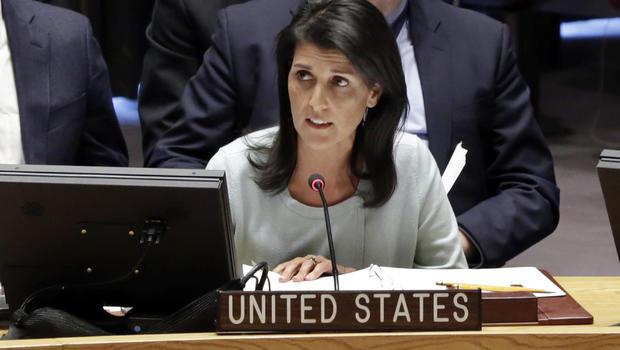 Az Egyesült Államok megvétózta az ENSZ BT határozatát a palesztinok elleni erőszakról
