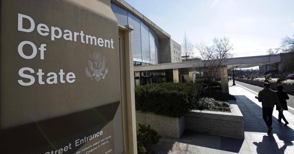 State Dept. carries out layoffs under Rex Tillerson