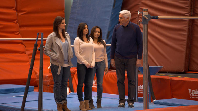 Former Team USA gymnasts describe doctor's alleged sexual abuse - CBS News