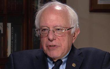"""Bernie Sanders on """"skyrocketing"""" price of insulin"""