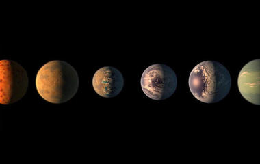 Discovery of Earth-like planets thrills scientists