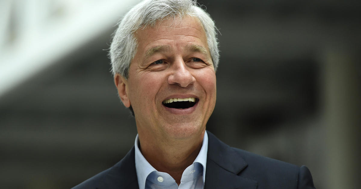 """JPMorgan Chase CEO Jamie Dimon says post-pandemic economic boom """"could extend well into 2023"""""""