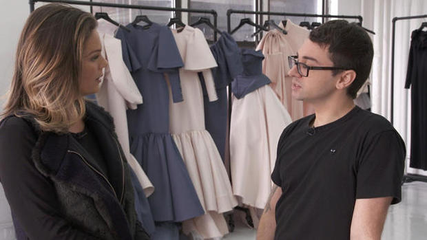 Christian Siriano's red carpet looks
