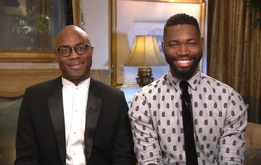 """Moonlight's"" Barry Jenkins, Tarell Alvin McCraney on Oscars mix-up"