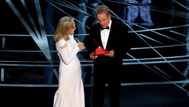 ET Update: What caused the colossal mix-up at the Academy Awards?