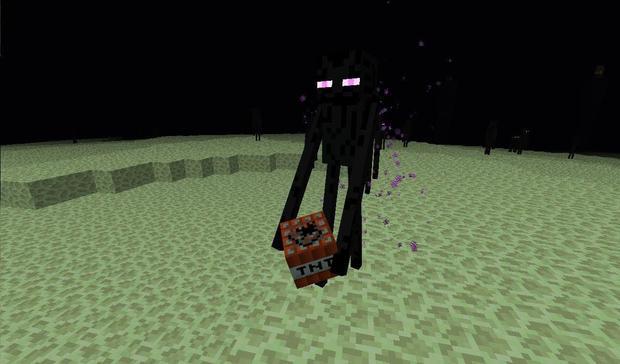 game minecraft slenderman