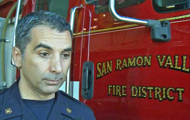 Firefighter pay draws criticism in one Calif. town for being too expensive