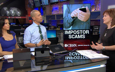 U.S. seeing staggering number of impostor scams