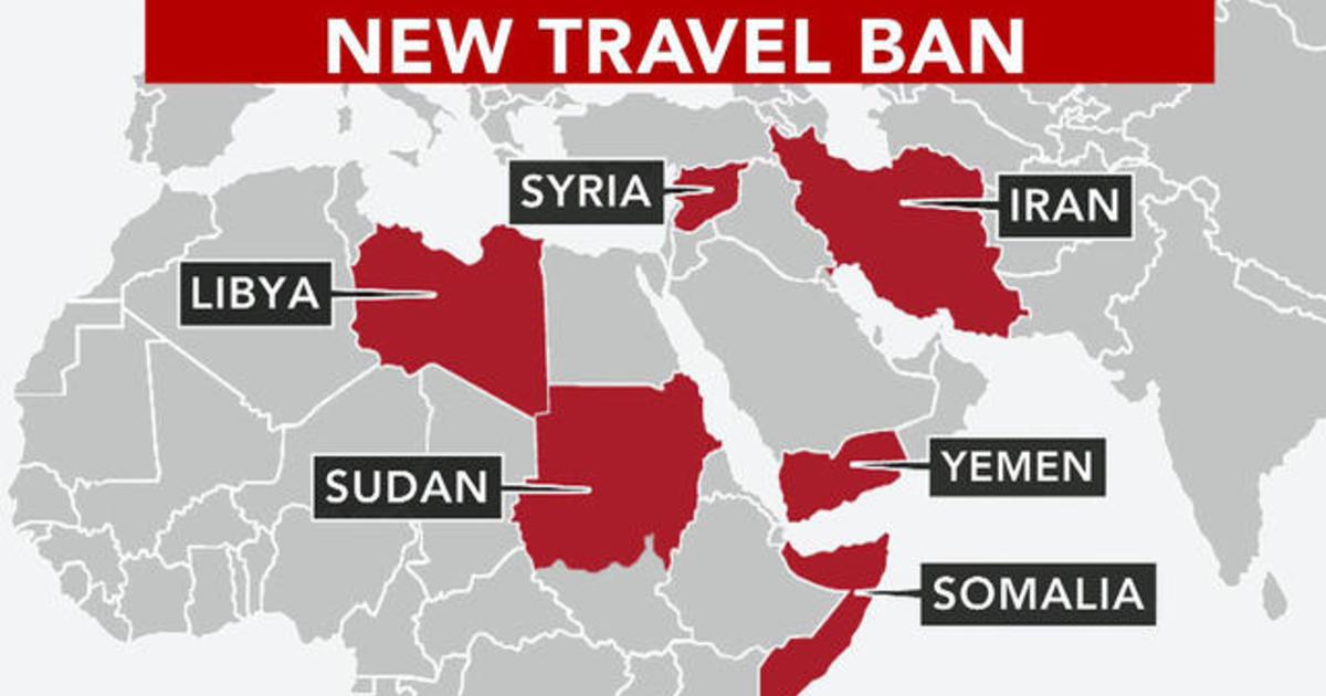 States Trump Travel Ban