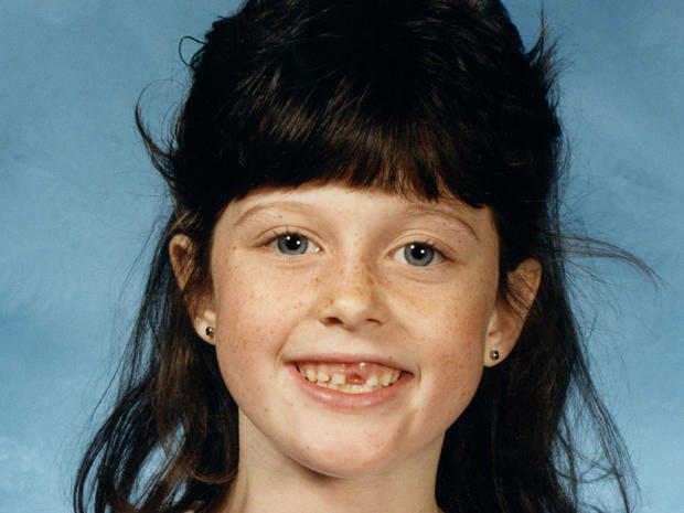 Jennifer Schuett elementary school photo