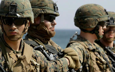 Marines' nude photo scandal expands
