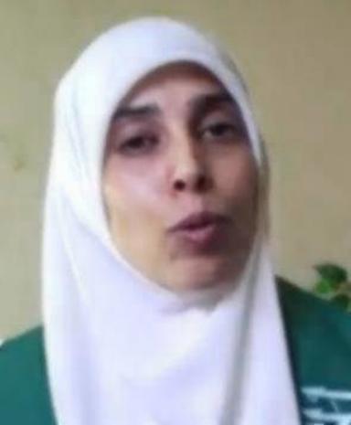 Ahlam Aref Ahmad Al-Tamimi - FBI's Most Wanted Terrorists