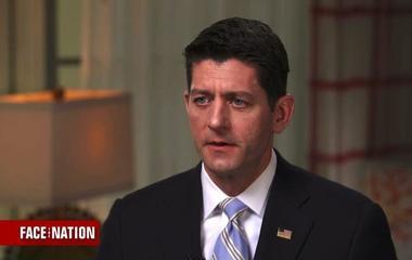Paul Ryan weighs in on raising the debt ceiling
