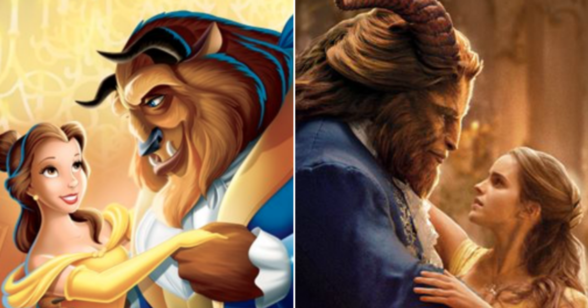 9 Ways The New Beauty And The Beast Is Different From The Original Cbs News