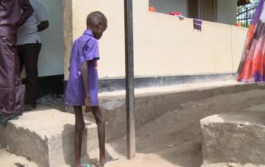 Starving in South Sudan