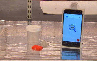 Smartphone sperm test could check men's fertility