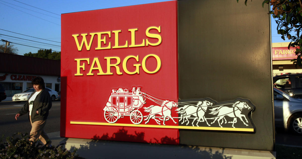 wells fargo could face another record fine cbs news