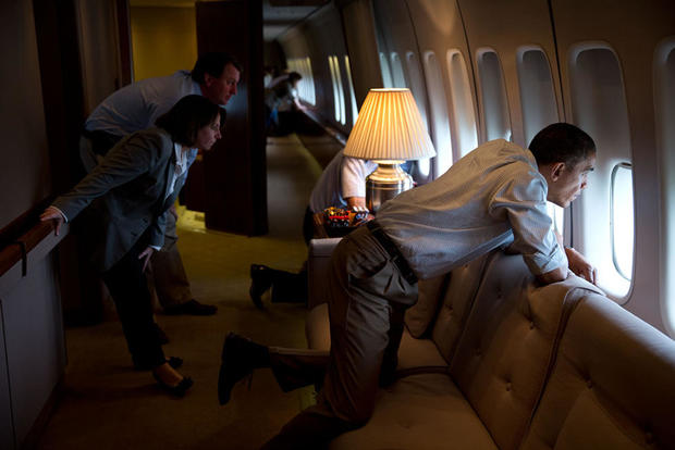 A photo tour of Air Force One
