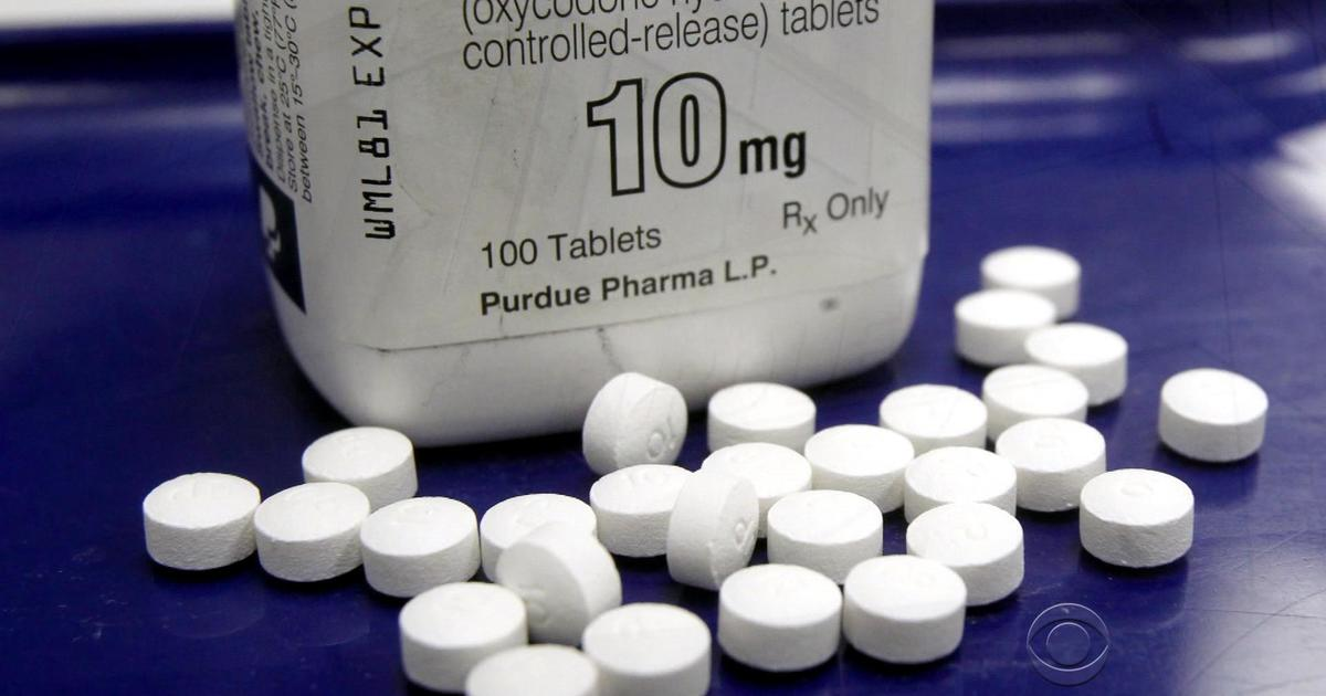 Son of Purdue Pharma owner wins patent for opioid dependence treatment