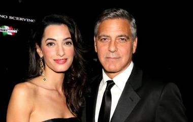 Amal won't let George Clooney name their twins after his tequila company