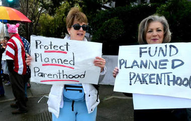 What's next for Planned Parenthood?
