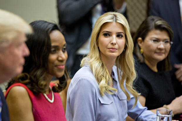Crash course on Ivanka Trump