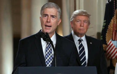 Senate Democrats have enough votes to filibuster Judge Neil Gorsuch