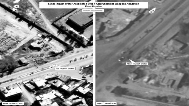 Syria missile strike coverage: Nearly 60 cruise missiles
