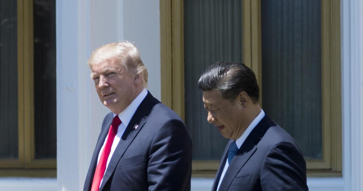 China raises tariffs on U.S. goods, accuses Donald Trump of