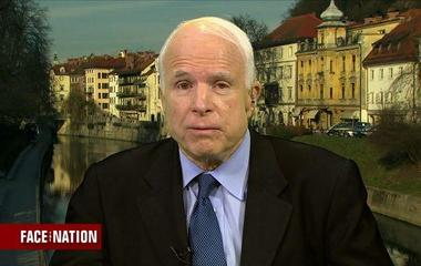 """McCain: U.S. can address ISIS and Assad """"at the same time"""""""