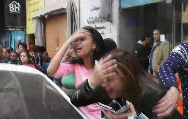 ISIS attack targets Christians and Egypt's leader