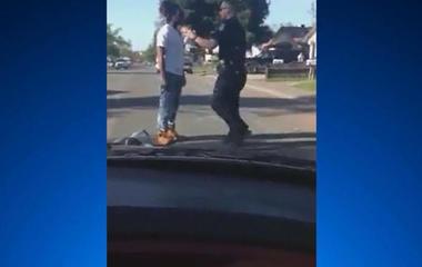 Jaywalker, witnesses speak out on violent arrest