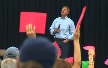 Sen. Jeff Flake, other lawmakers take heat in intense town hall meetings