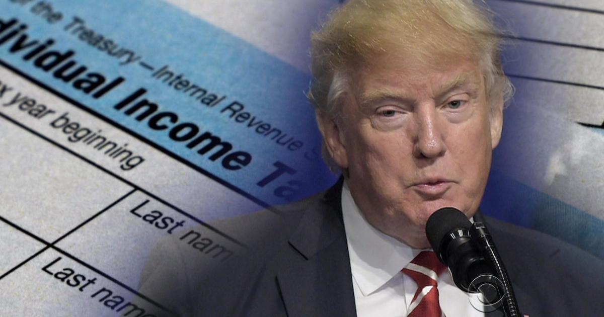 trump taxes - photo #4