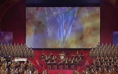 North Korea celebrates with mock video of U.S. destruction