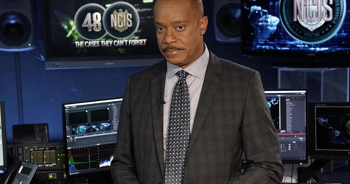 Preview Rocky Carroll On 48 Hours Ncis Cbs News