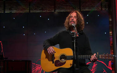 """Saturday Sessions: Chris Cornell performs """"The Promise"""""""