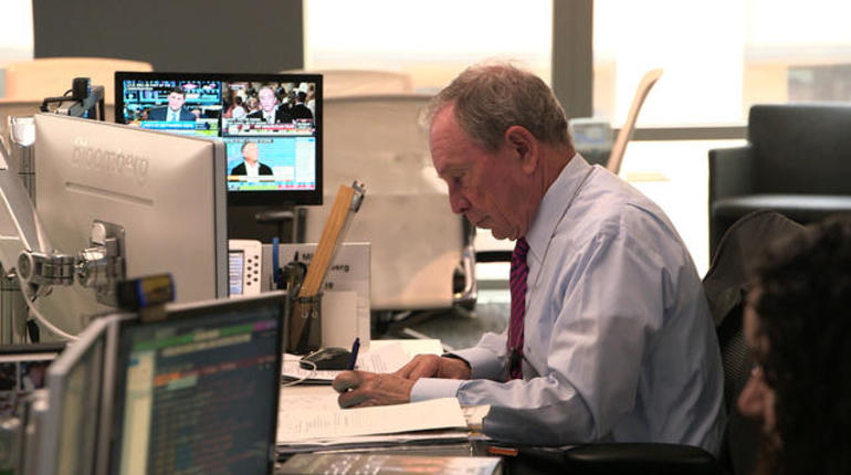 How Much Money Does Michael Bloomberg Have