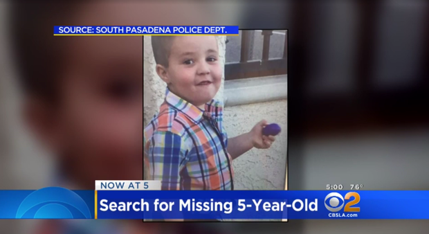 Aramazd Andressian Jr. was last seen by his mother via Skype on April 18, 2017, police said.