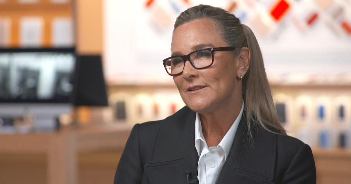 Today Also Is the Day of Angela Ahrendts