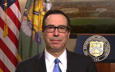 Treasury Secretary Steven Mnuchin on Trump's tax plan
