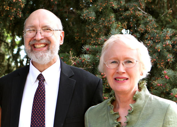 Dr. Roger and Mary Brumback