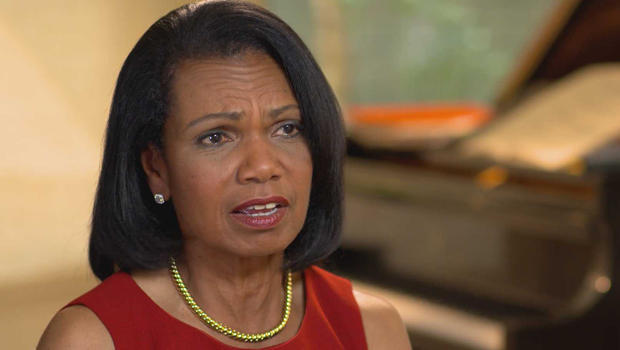 condoleezza rice interview full transcript cbs news condoleezza rice putin an quot eye for an eye kind of guy