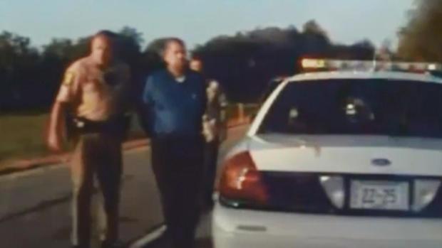 Anthony Garcia highway arrest