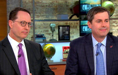 Express Scripts and Eli Lilly CEOs on lowering drug costs with Inside Rx