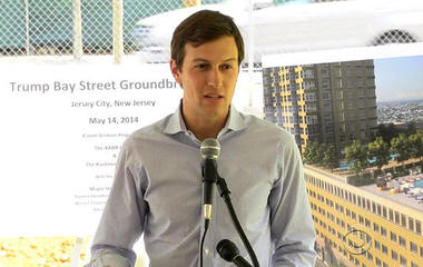 Kushner used controversial visa program to finance developments