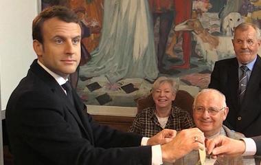 Emmanuel Macron prepares to lead France