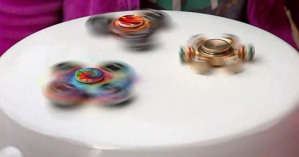 Fid spinner craze is sweeping the U S but some schools say they