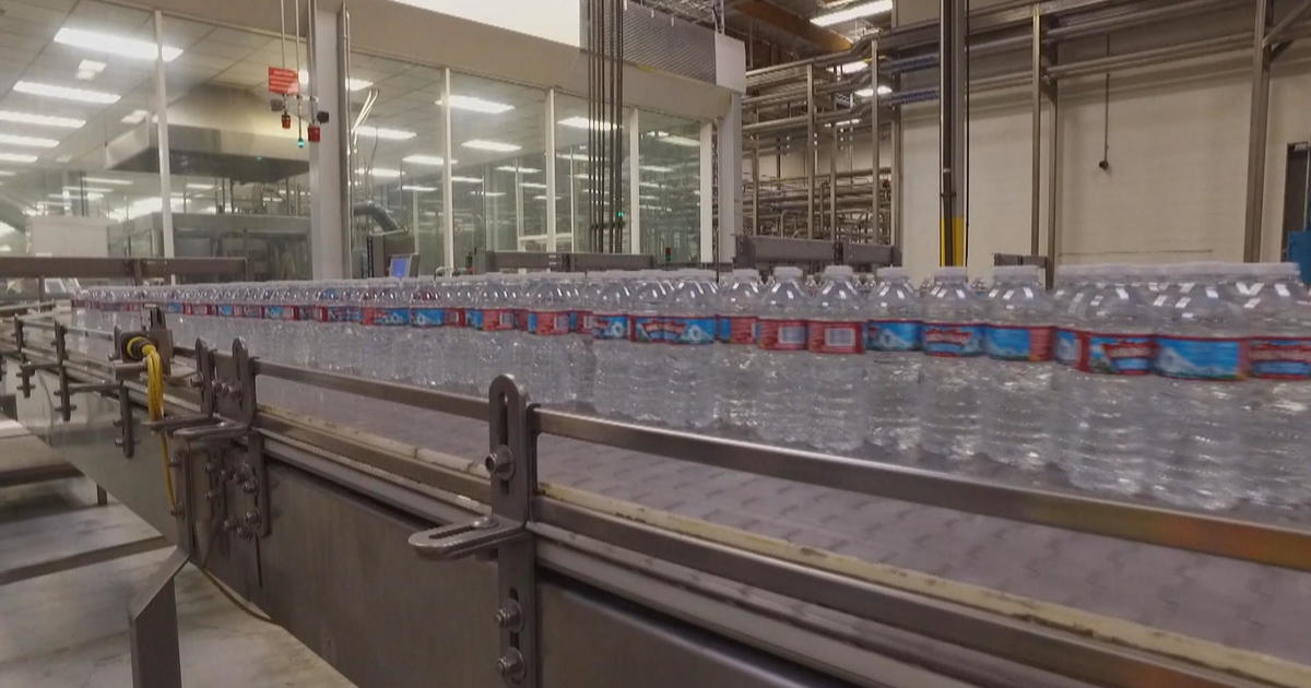 Michigan under fire for letting Nestle bottling plants pump more